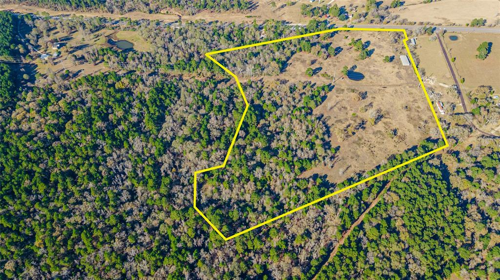Situated in the low-tax area of Leon County, this 43.983 acre property is versatile and priced to sell! Property features include an approx. 50'x100' barn w/ dirt floors, about 480' of frontage on State Highway 7, fencing all the way around, partially wooded and partially cleared land, and a pond that covers an estimated 0.23-acres. Whether you're looking for a cattle ranch, a weekend getaway spot, or somewhere to build your dream home... this property allows for it all! Schedule a showing today.