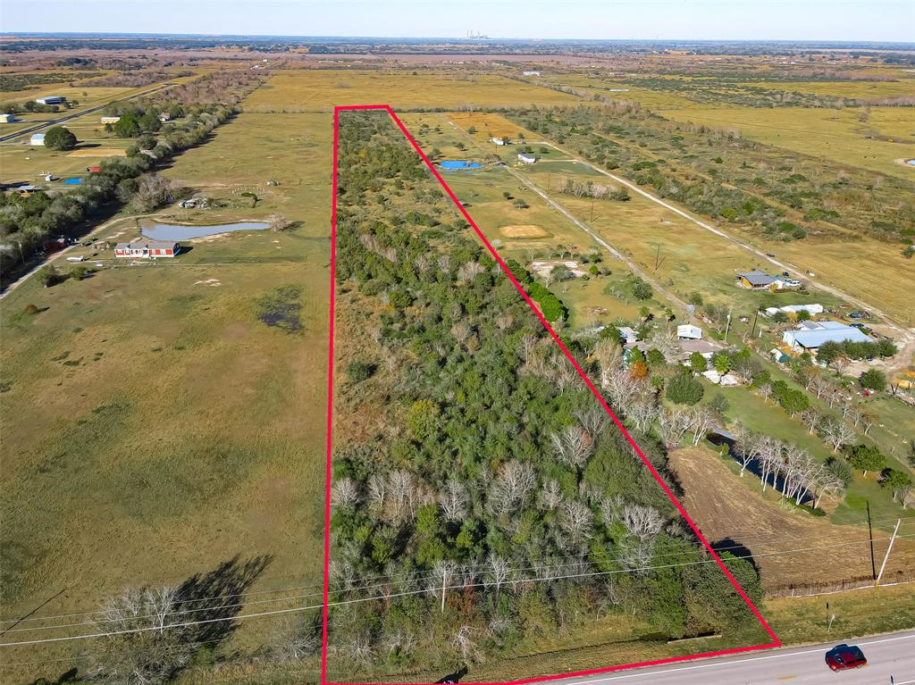 Check out this Densely Wooded Lot Nestled Away from Hustle and Bustle yet Close to Everything you Would Need, and it is Located in the Highly Desirable School District of Needville. There are a variety of Trees on the property including Oaks and even a Magnolia Sprout. Clear a spot in the middle for Your New Home, or Purchase as an Investment and hold on to for Anticipated/Projected Growth in the Area. Only a few miles from Brazos Bend State Park, 47 miles to Surfside Beach, 42 miles to Downtown Houston, 25 miles to Sugar Land, 18-20 miles to one of two HEB's, 20 miles to Brazos Town Center, and within 25 miles to closest airport and hospital. The Property has Fencing but appears to need some repair.