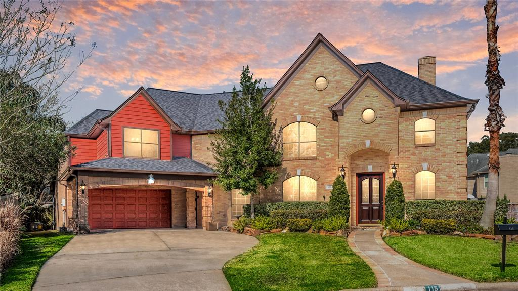 SUGAR CREEK SUPER STAR! Built by Morris Schultz one of the original Sugar Creek builders. This over 4300 SQ FT luxury home has been impeccably maintained and updated (major renovations in 2014). Schultz Custom Homes is known for their quality craftsmanship and has over half a century experience in Houston's luxury home market. High-end oak hardwood floors, 2 fireplaces, stunning arched windows overlooking pool, fabulous built-in's, 2 wet bars and gourmet kitchen are some of the features you'll love. Alaska white granite counters, built-in sub-zero fridge, huge center island, walk-in pantry, gas cooktop and double JennAir ovens. 2 staircases and 2 laundry rooms! Reverse osmosis & water softener. Huge owner's suite. Game room with French doors to screened-in balcony. Private back yard with covered patios and resort-style pool. 4-car garage PLUS 2-car porte-cochére. Top ranked FBISD Schools. Sugar Creek Amenities. Catch this star before it's gone. Call today to schedule a private tour.