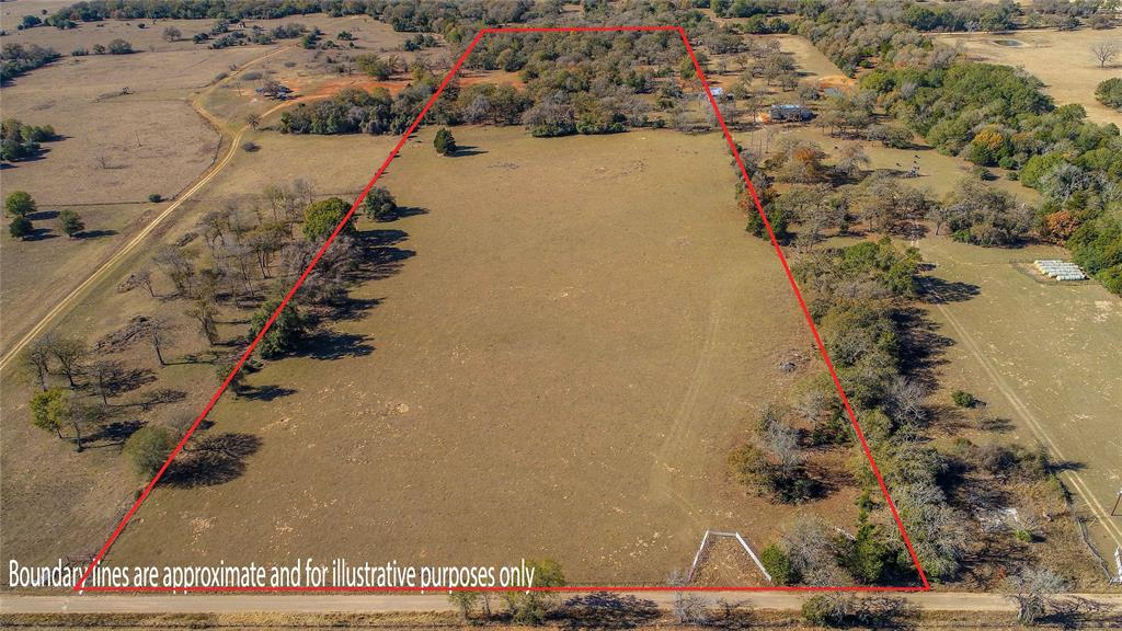 Enjoy seclusion and privacy on this beautiful +/- 25 acre tract located just west of Caldwell, between Austin & College Station. This property features paved, county road frontage, water meter on site, and gated entrance. Unique features include large moss rocks on the back side of property, which is very unique for this area. Multiple elevation levels throughout, presenting great homesites for your dream home or weekend retreat. 60/40 mix of pasture and woods with wildlife sightings of deer and hogs. Ag Exempt.