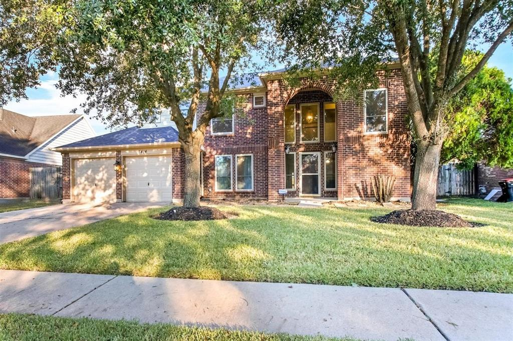 Gorgeous New Looking Contemporary 3/2.5/2 Home with Gameroom in Fort Bend Mission Glen Subdivision! Featuring a New Roof/AC 2019, 27 Double Paned Windows 2017(50 yr. Warranty) Water Softener System, Sprinkler System, 2017 New Kitchen Remodel(Viking Steel Appliances, Granite Counters w/Undermount Sink/Touch Faucet, New Backsplash, Recessed Lighting, Custom Wood Cabinets, Half Bath (Granite, Lighting, Toilet, Mirror, Tile floor) New Master Bathroom Suite (Frameless Shower Glass, Cabinets, Granite, Tile, Lighting, Double Sinks, Faucets) New Paint (Walls/Ceilings in Entire Home), New Carpet on 2nd Floor, Hall Bathroom (New Tiled Floors, Tub Wall Tile, Lighting),10x20 Work Hardiplank Building w/Electricity, Cabinets in Garage, Custom Built Covered Screened Entertainment Patio wired with Electricity, New Right side Fence, Barbecue Pit/Smoker Included.