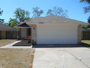 23543 Tree House, Spring, TX, 77373