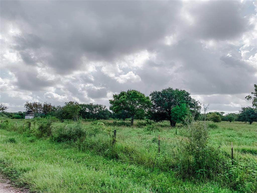 Small footprint but large potential. This tract would make a peaceful home site or get-a-way cabin, options abound on this 19± acres. Approximately 1000' of frontage on CR 306, this property is located in a very remote area, just a short distance to the San Bernard river. There is a pole barn, a small shed, water well and water holding tank. No electricity, owner pumps water with personal generator.