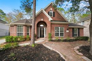 90 Marlberry Branch Drive Drive, The Woodlands, TX 77384