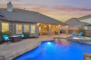 25118 Summer Chase Drive, Spring, TX 77389