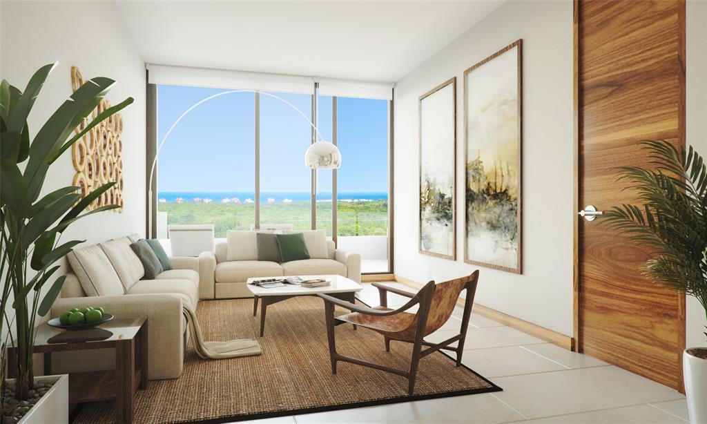 Unit 404 PH Golf Residences at Bahia Principe, The Peninsula 404 E, Tulum Quintana Roo,  77780