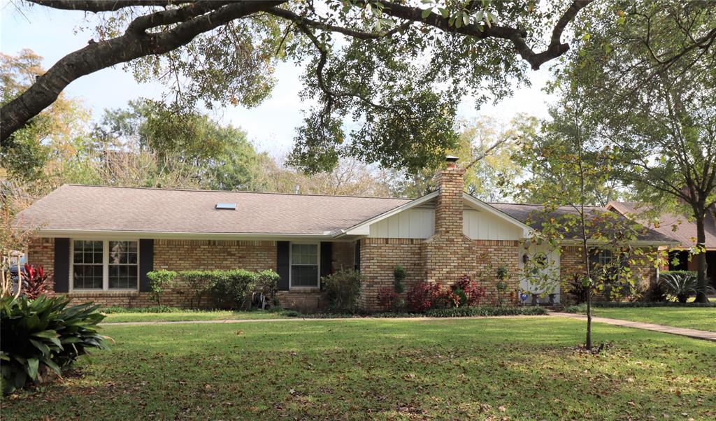 Gorgeous ranch style charmer located on a quiet street in highly sought-after Hedwig Village. Exemplary schools and walking distance to Memorial HS and St. Cecilia Catholic school. Amazing restaurants, entertainment and shopping options complement the area.  Large open floor plan with tons of charm, spacious kitchen, a sitting room that is saturated with natural light, 4 bedrooms, 4.5 baths including pool bath, a mud room, and an oversized two car garage to fit two full sized vehicles. Recent upgrades include: roof, sprinklers, entire HVAC system, attic insulation, windows, interior and exterior doors, hardwood floors, exterior security lighting, energy efficient interior lighting and complete redo of all bathrooms. Pride in ownership is throughout. The yard has a pool and majestic mature trees throughout the large lot to provide tranquil peace and privacy. You will not find another Hedwig Village home in this condition and price point; it is marketed to move quickly.