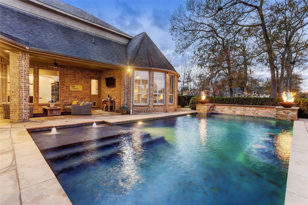 **No more showings.  Multiple Offers have been received**CUSTOM BEAUTY ON HUGE WOODED CORNER LOT (ALMOST 1 ACRE!) IN THE HIGHLY SOUGHT-AFTER FOREST SECTION OF VILLAGE OF BEES CREEK. LOT BACKS TO GREEN SPACE SO IT'S VERY PRIVATE W/NO BACK NEIGHBORS! THIS GORGEOUS CUSTOM HOME FEATURES BEAUTIFUL HARDWOOD FLOORS, OPEN CONCEPT GOURMET KITCHEN SUB-ZERO FRIDGE. GYMNASIUM, HOME THEATER, A TRUE LIBRARY W/BUILT-IN BOOK SHELVES FROM FLOOR TO ALMOST THE CEILING, BOTH FORMALS, ALL LARGE BEDROOMS, PRIVATE/SECLUDED PRIMARY BEDROOM, AMAZING BACK YARD OASIS W/PERGOLA, OUTDOOR KITCHEN, RESORT-STYLE SWIMMING POOL W/WATERFALL & FIRE BOWLS, SPACIOUS COVERED BACK PORCH, STONE FIRE PIT, MOSQUITO & SPRINKLER SYSTEMS. PLANTATION SHUTTERS, TONS OF CROWN MOLDING, STATE OF THE ART SECURITY SYSTEM & CAMERAS, BUTLER'S PANTRY, SURROUND SOUND SYSTEM THROUGHOUT THE ENTIRE HOME, 3-CAR GARAGE W/EPOXY COATED FLOORING, ENERGY EFFICIENT W/NORTH/SOUTH EXPOSURE! SEVERAL TV's, POOL TABLE & 2 ELLIPTICAL TRAINERS ARE INCLUDED.