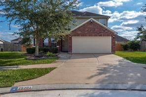 25202 Dappled Filly Drive, Tomball, TX 77375