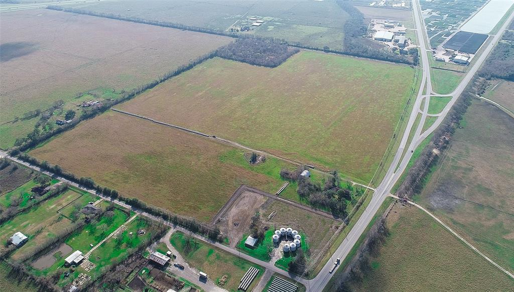 Perfect for opportunity seekers!! Over 18 acres of land for residential or commercial use. Currently has an agricultural exemption. Located in a prime area with frontage on FM 521 and close to Hwy 288. Main highway with lots of traffic. Seller has platted for subdivision of land. Your options are endless on this property: hay, farm, business, laydown yard, etc. Don't pass this one up!!