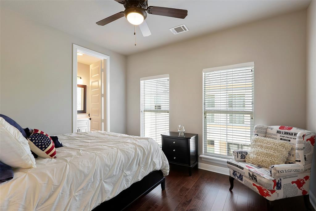 Bedroom # 3 with en-suite bathroom