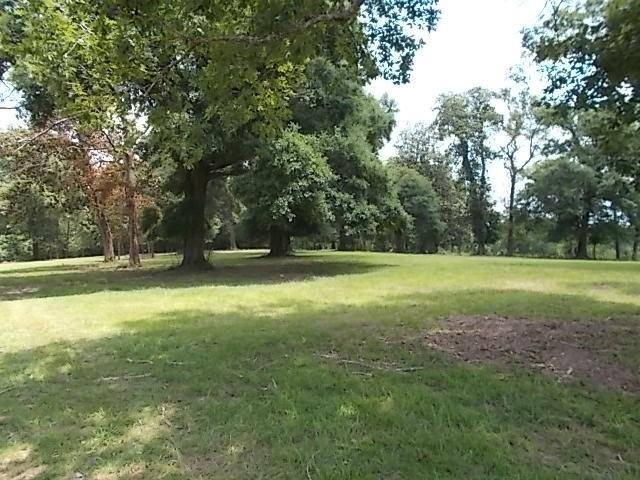 Country living at its best! 5.82 cleared acres with large trees. Did not flood during Harvey.  Electricity and water available.  Perfect location for your new forever home.  Less than 5 minutes from I-59.  Come take a look today!