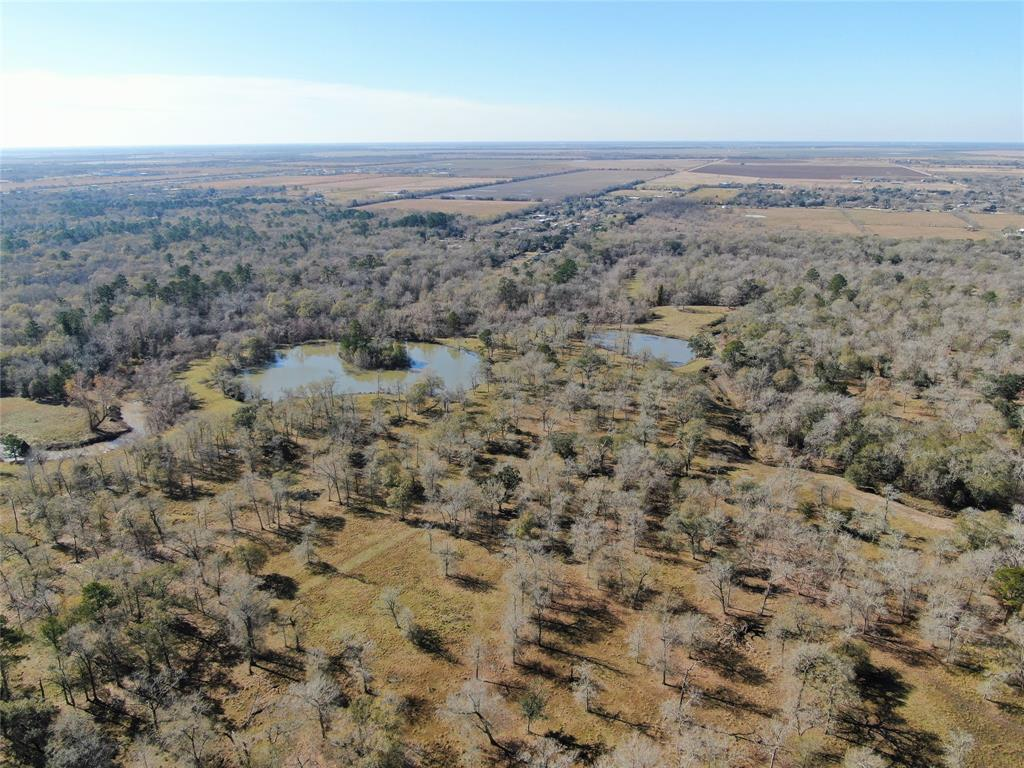 Beautiful 200-acre property with so much potential! Ponds, almost a mile of frontage on Chocolate Bayou, trees and clear land. Ag exempt for hay and cattle or other livestock production just waiting to become a great ranch. Ready to build a dream home or subdivide for a small subdivision.