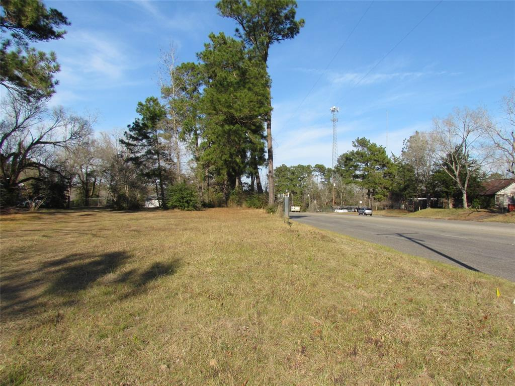 Great property for commercial or personal use. Located in the heart of Leggett with Hwy frontage. Access to the property on the east and south sides. Partially fenced.  This 1 +/- acreage will be surveyed out of the 4.8 acreage tract with Tax ID# 12978.