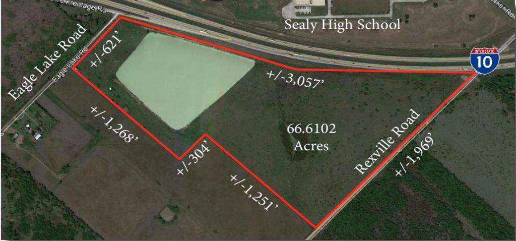 0 I-10 Frontage Road, Sealy, TX 77474