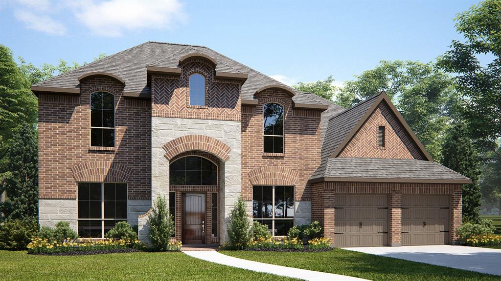 PERRY HOMES NEW CONSTRUCTION!
