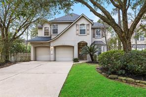 11 Culverdale Place, The Woodlands, TX 77382
