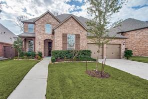 13006 Papineau Woods Drive, Humble, TX 77346