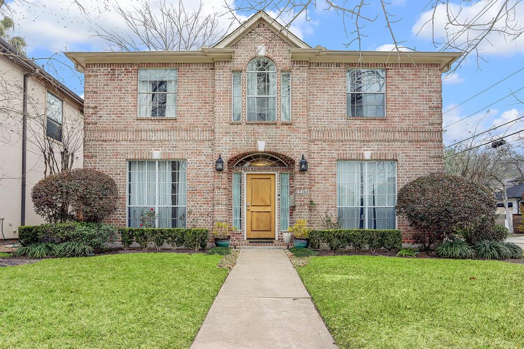 Welcome to this beautiful fully remodeled all brick home on Oleander in Bellaire.  A quick and easy commute to the medical center, galleria and all the fine restaurants Houston has to offer.  Home features 5 bedrooms, 4 and half baths with custom touches throughout and large amounts of storage.  The home has a beautiful kitchen open to a large living room including a stunning stone fireplace.  Enjoy the backyard with a large flagstone patio, great for entertaining.  Chefs kitchen with built in Kitchen Aid refrigerator, wine and beverage fridge, dual ovens, kitchen aid cooktop and a large breakfast bar.  Wood floors throughout home (No Carpet)!!  Located near Evergreen Park/Pool, short walk to Evelyn's Park and zoned to Horn Elementary (one of the top rated elementary schools in the area).