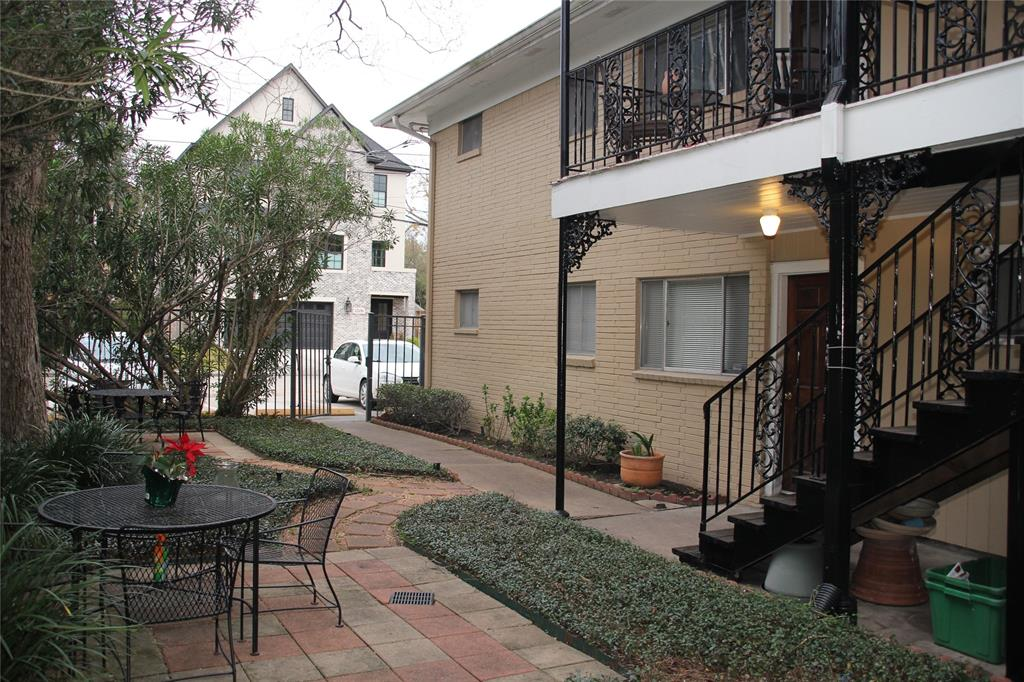 2207 Mimosa Drive, Houston, Texas 77019, 1 Bedroom Bedrooms, 5 Rooms Rooms,1 BathroomBathrooms,Rental,For Rent,Mimosa,82402182
