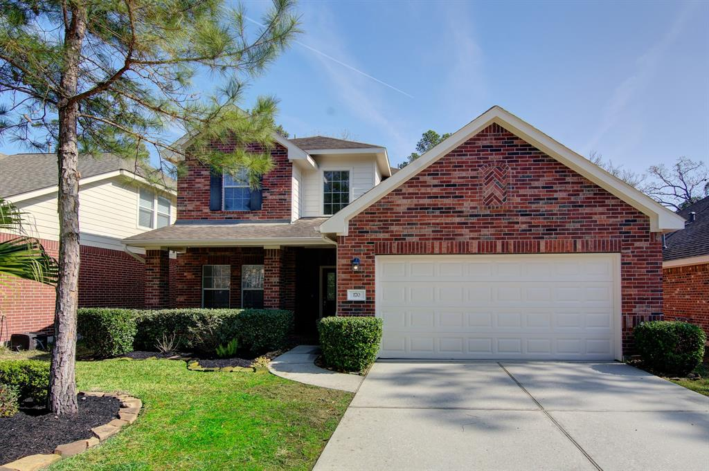 ***CONROE ISD ***4 BEDROOMS (master down) ***2.5 BATHS **NEW CARPET **NEW REFRIGERATOR ** WASHER AND DRYER**FRESH NEUTRAL PAINT ***Premier location, walking distance to shopping and dining, located in Sterling Ridge subdivision.  This beautiful property is move-in ready open floorplan, kitchen and dining combo, large living room, breakfast room, and formal dining / study. Spacious master bedroom on 1st floor. Upstairs large game room plus 3 secondary bedrooms. Beautiful backyard great for entertaining. CONROE ISD (good credit required- 1 pet max)
