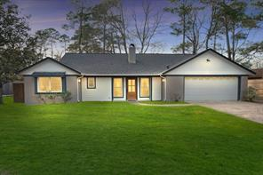 419 Shadylake Drive, New Caney, TX 77357