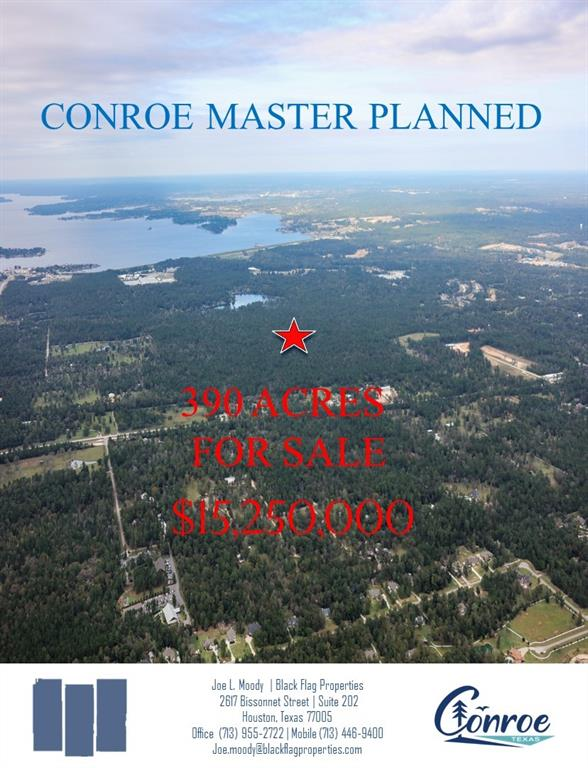 Conroe Master Planned