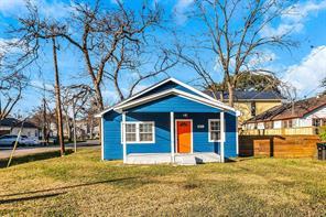 1101 Gibbs, Houston, TX, 77009