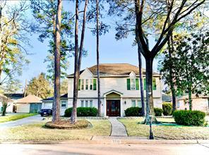 7711 Friars Court Lane, Spring, TX 77379