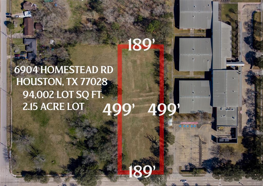 6904 Homestead Road, Houston, TX 77028