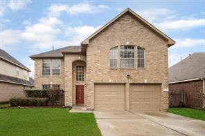 8203 Cross Country Drive, Humble, TX 77346