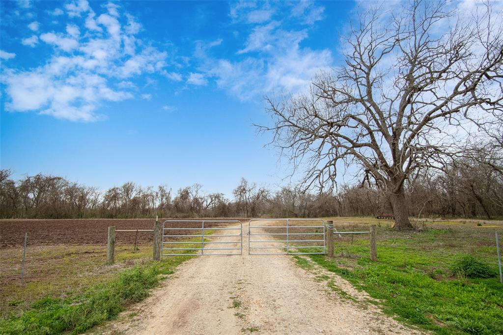 Come take a look at this 182 acre Sugar Valley Farm and Ranch and you will want to make this beautiful piece of Texas your own. This property has it all farm, ranch and recreational land use. Endless possibilities for an investor, developer, or build your dream home. Currently under AG Exemption. 1000 feet of paved Farm to Market Road 1728 frontage. 1350 ft of wooded Caney Creek provides a natural wildlife habitat. Prime land, prime location. 2 miles from Hwy 35. Minutes from the rapidly growing Bay City area. This one is a must see!