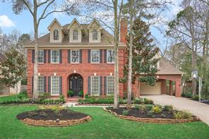 53 N Turtle Rock Court, The Woodlands, TX 77381