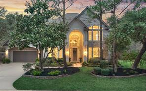 35 Rosedown Place, The Woodlands, TX 77382