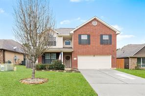 954 Oak Terrace Drive, Willis, TX 77378