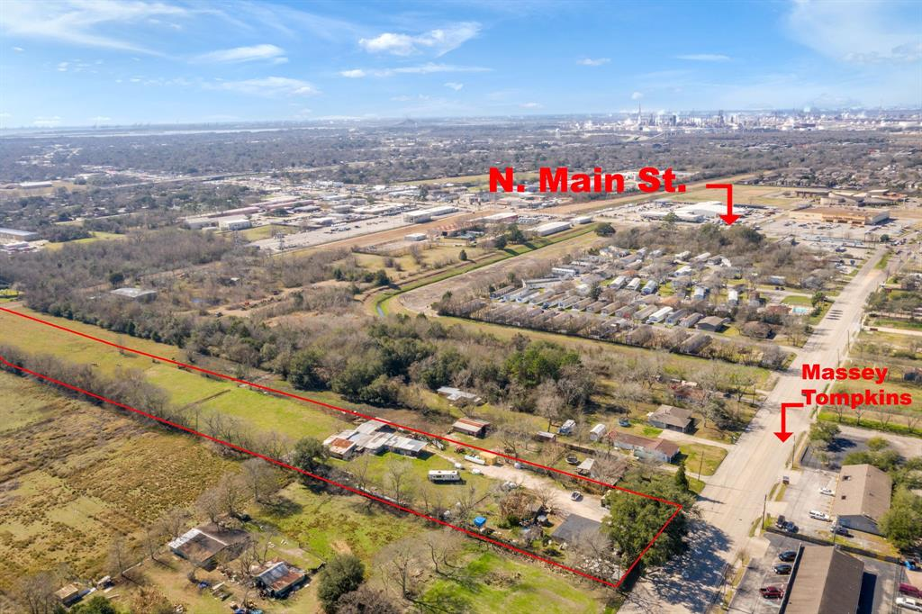 ZONED AS COMMERCIAL!!!  The property has been zoned for commercial the first 650ft and the other 800ft is zoned for residential.  Property has a 3 bedroom 2 bath home on it.  Lots and Lots of possibilities for this property!!!  Call for more information.