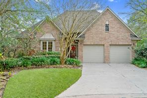 8 Gingerwilde Place, The Woodlands, TX 77381