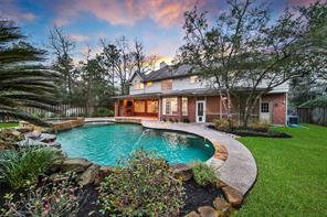 55 Meadowridge Place, Spring, TX 77381