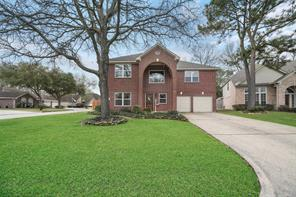 18403 Spinner Court Drive, Humble, TX 77346