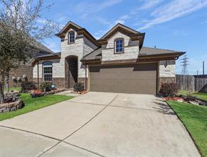 20502 Bandrock Terrace, Richmond, TX 77407