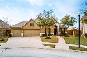 17927 Creek Bluff Lane, Cypress, TX 77433