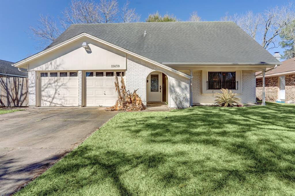 This charming white brick 4 bedroom/2 bath 1.5-story home in Kirkwood is ready for new owners to make it their own! The hard-to-find floor plan boasts a master bedroom on the first floor with en suite full bath and walk-in closet and three secondary bedrooms upstairs sharing a hall bath. Per seller, home has never flooded and AC is only five years old; heater is just four months old. The kitchen has been updated and has a beautiful copper sink! Make your appointment to see it today!