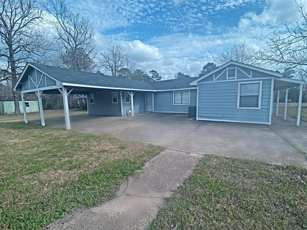 801 State Highway 150, Coldspring, Texas 77331, 3 Bedrooms Bedrooms, 4 Rooms Rooms,2 BathroomsBathrooms,Single-family,For Sale,State Highway 150,58289470