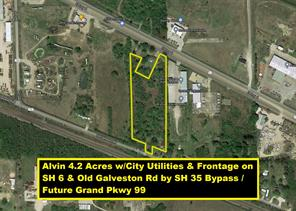 0 State Highway 6, Alvin, TX, 77511
