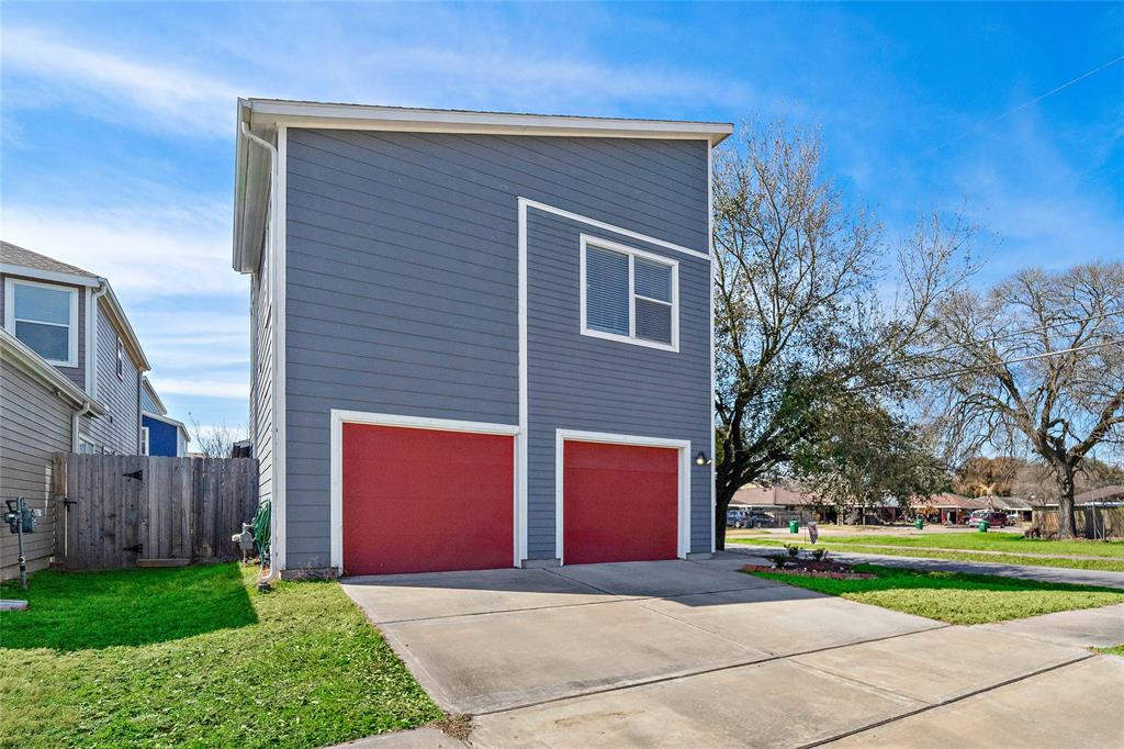 2-car garage with plenty of space for parking, storage, and hobbies.