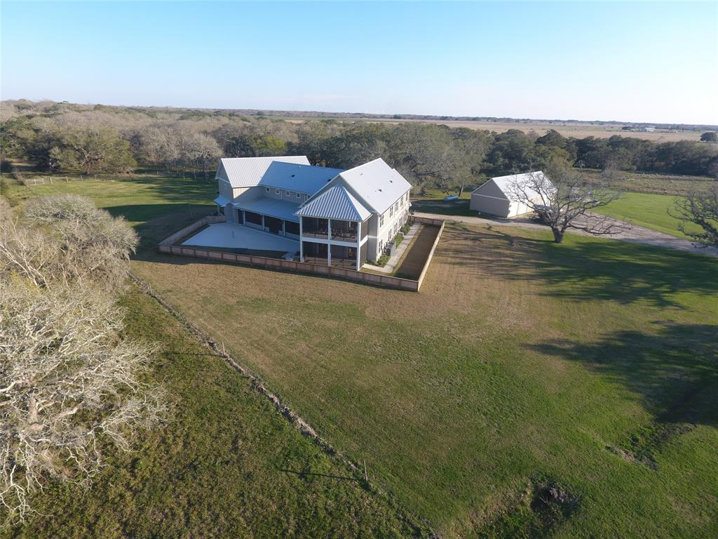 1138.4 Acre Estate in Matagorda County, just 1 hour southwest of Houston. Covered in Live Oaks, this is a recreational Rancher's paradise; A haven for Deer, hog and ducks. Live Oak Creek crosses the ranch for the bass angler and only 20 minutes away from Matagorda Bay for the finest saltwater fishing on the Texas Coast! This property is complete with an Estate home / Lodge for entertaining employment or corporate retreat. This is a once in a lifetime