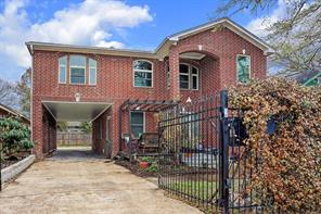 2713 Rosewood Street, Houston, TX 77004