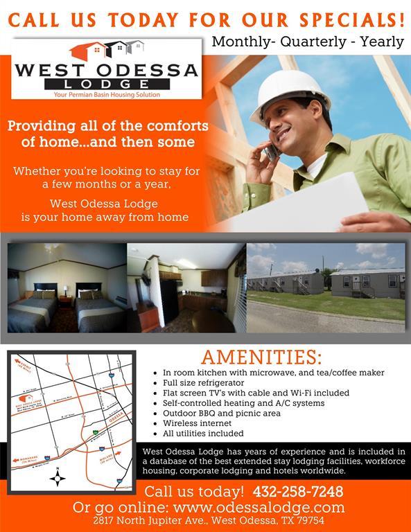 2805 Jupiter Avenue 3, West Odessa, TX 79764