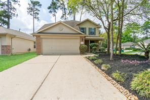 43 Bark Bend Place, The Woodlands, TX 77385