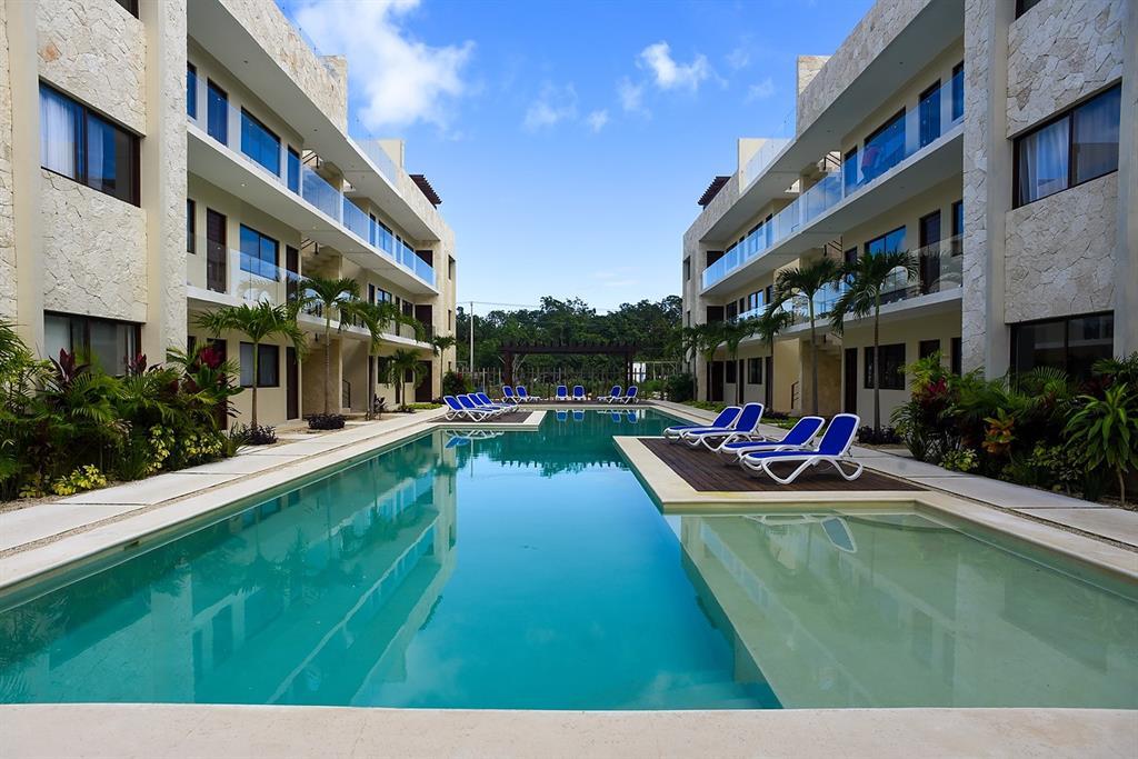 6G2H+5H La Veleta, Tulum Quintana Roo, Quintana Roo 00000, 2 Bedrooms Bedrooms, 2 Rooms Rooms,2 BathroomsBathrooms,Mid/hi-rise Condo,For Sale,OTHER,La Veleta,60863896